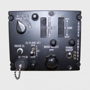 NASARR Radar Control Unit