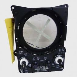 F-104 Front Panel NASARR Radar Direct View Indicator