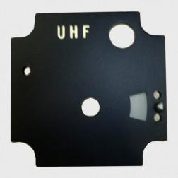 UHF Cockpit Panel