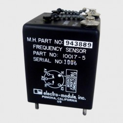Electronic Frequency Sensor