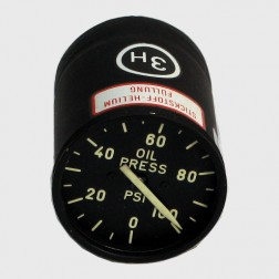 Oil Pressure Indicator in PSI