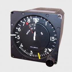 F-104 Machmeter, Indicator  Air Speed